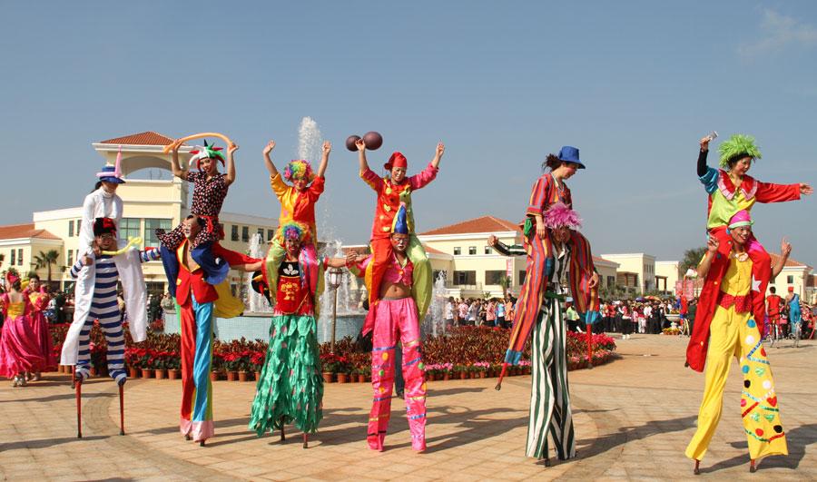第十一届中国海南岛欢乐节启动