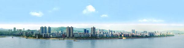 巴南:打造江南新城建设幸福家园